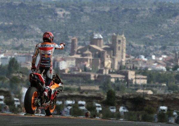 MotoGp | Le pagelle di Aragon: Marquez inarrivabile, bene il Dovi e Miller..Bocciature pesanti per Rossi e Petrucci..