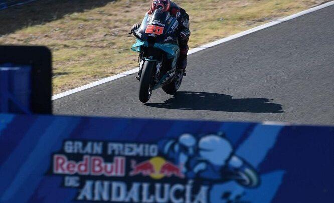 MotoGP   Le pagelle del gran premio d'Andalusia: Quartararo perfetto, super Valentino Rossi.