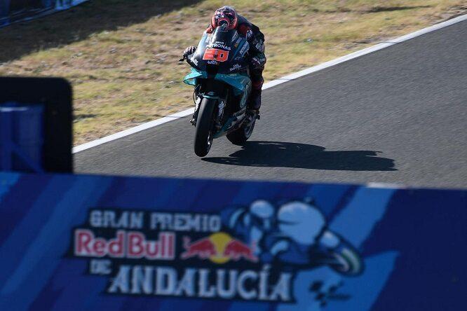 MotoGP | Le pagelle del gran premio d'Andalusia: Quartararo perfetto, super Valentino Rossi.