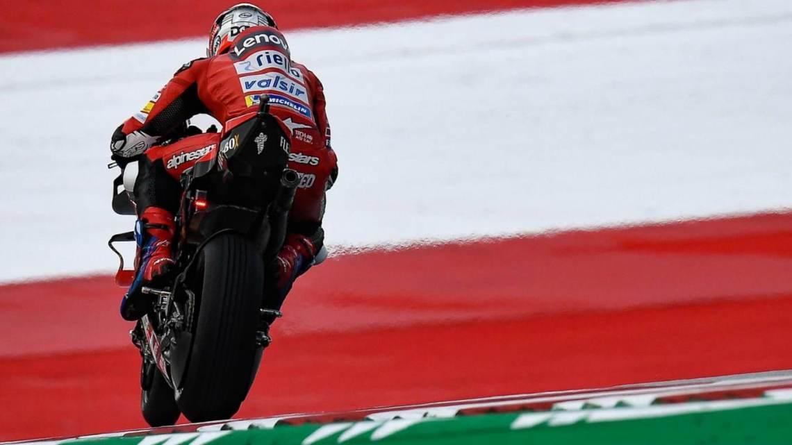 MotoGP   Le pagelle del Gran Premio d'Austria: Dovi c'è, Rossi (miracolato) salva la Yamaha.