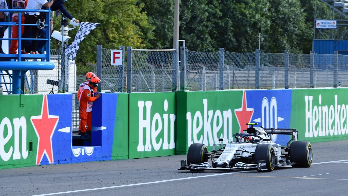 F1   Le pagelle del Gran Premio d'Italia: Gasly da brividi, Ferrari non pervenuta.