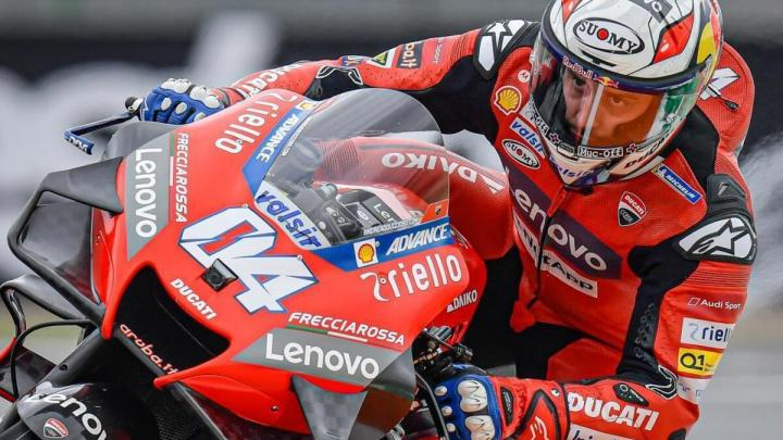 MotoGP | Andrea Dovizioso si gioca un milione di euro a Portimao.