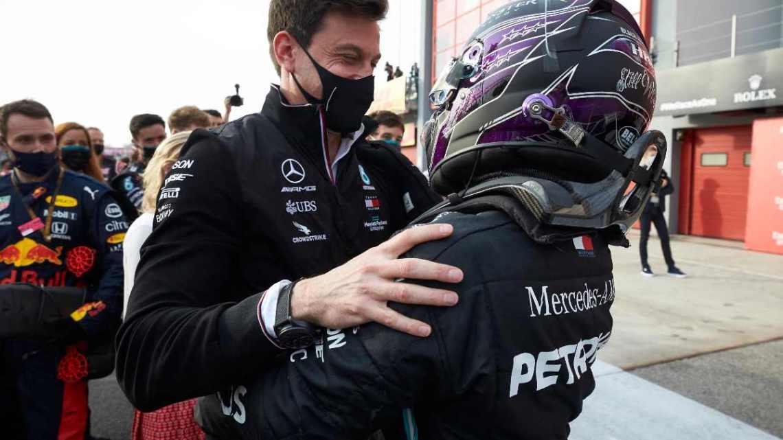 F1   Hamilton Campione del Mondo in Turchia se..