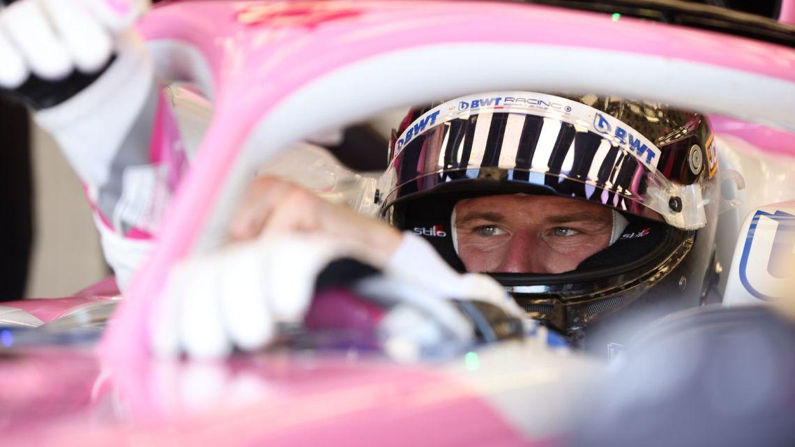 F1 | Nico Hulkenberg ha firmato.. il contratto per il mutuo.