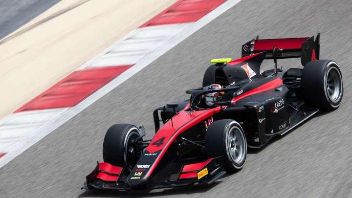 F2 | Callum Ilott conquista la Pole Position, 10° Schumacher.