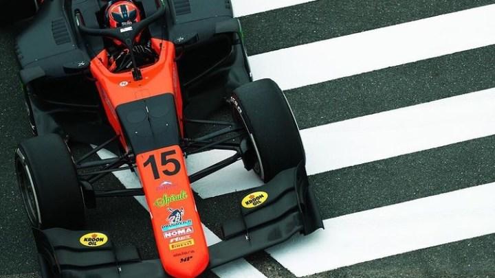 F2 | Drugovich domina la Feature Race. Ilott 2°, Schumacher 4°.