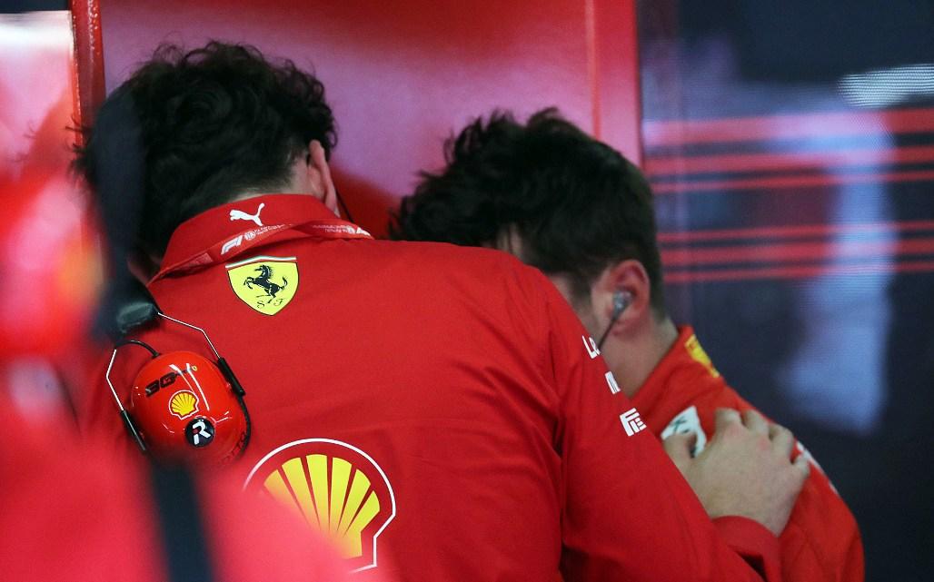 """F1   Mattia Binotto: """"Leclerc può essere il nostro leader, come Schumacher."""""""
