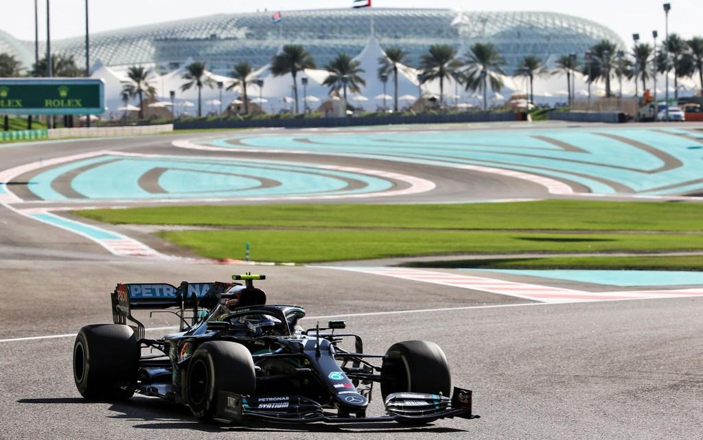 F1 | Valtteri Bottas si prende la vetta delle FP2.