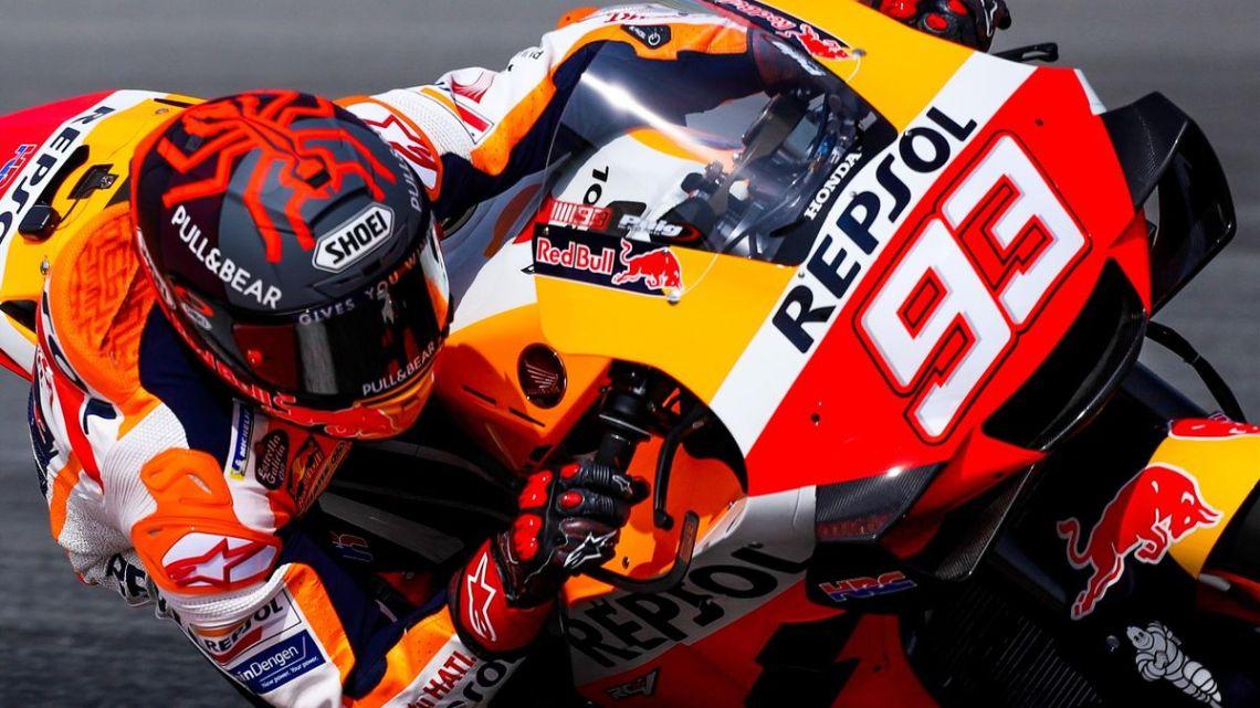 MotoGP   Marquez shock: si è già operato (per la terza volta).