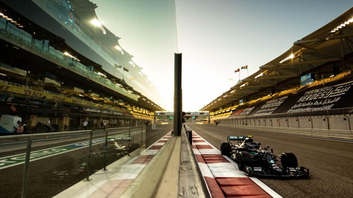 F1 | Il GP di Abu Dhabi è stato solo un test per la Mercedes?
