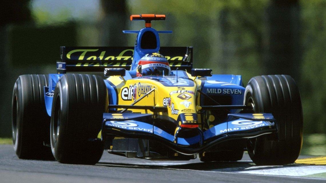 F1 | Fernando Alonso guiderà ad Abu Dhabi… ma una R25!