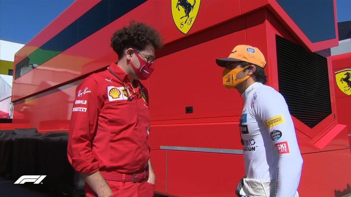 F1 | La FIA non ci sta: Sainz non prenderà parte ai test riservati ai giovani piloti con la Ferrari.