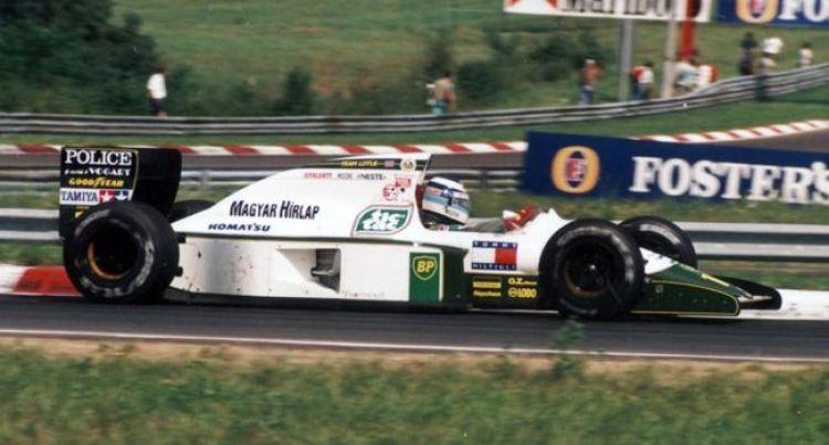 Schumacher Hakkinen