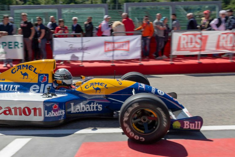 Williams FW14 — Riccardo Patrese News and Updates