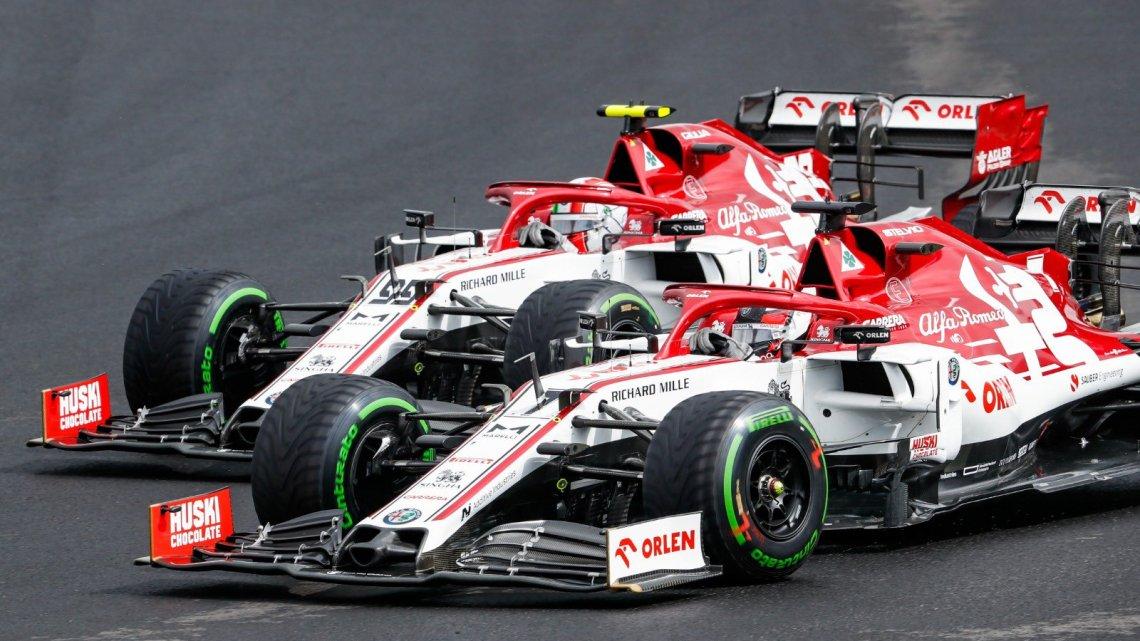 La Sauber pone fine alle voci: è pronto il rinnovo con la Ferrari fino al 2025.
