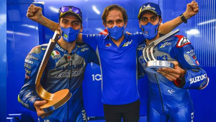 Ufficiale: Davide Brivio lascia la Suzuki.