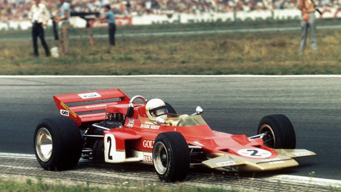 Jochen Rindt, storia di un Campione postumo.