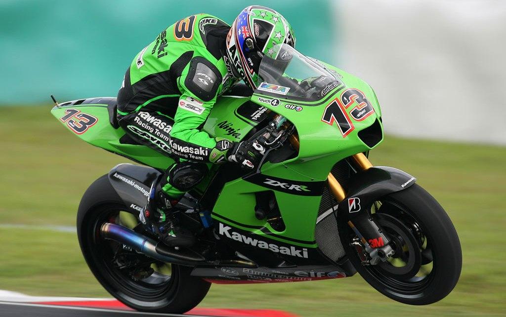 Kawasaki ZX-RR: la verdona della MotoGP