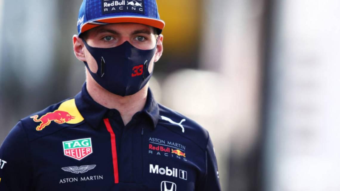 """Verstappen: """"I problemi della RB16 esagerati dai media"""""""