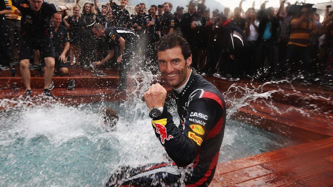 Mark Webber- Pilota sottovalutato che avrebbe meritato di più.