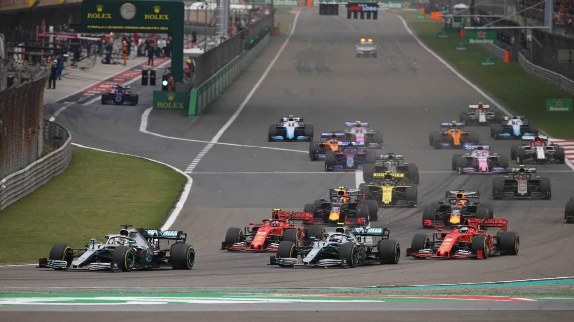 Ultim'ora: Il Gran Premio di Cina chiede il rinvio.