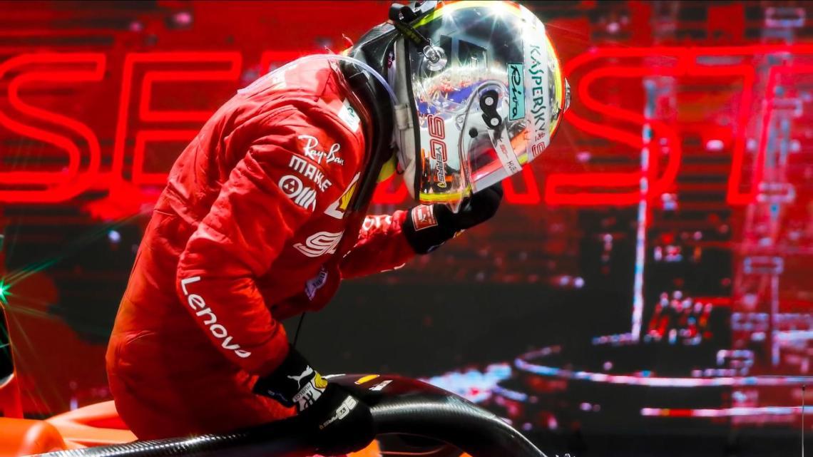Sebastian Vettel: in Aston Martin per ritrovare se stesso