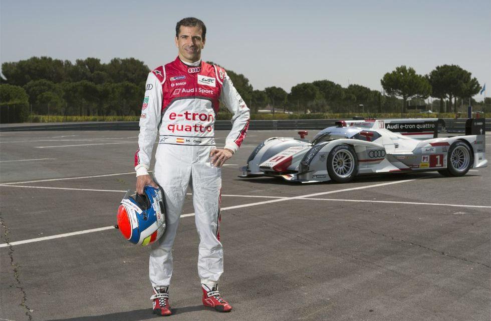 Marc Gené – Vincere la 24 H di Le Mans per dimostrare di essere un vincente.