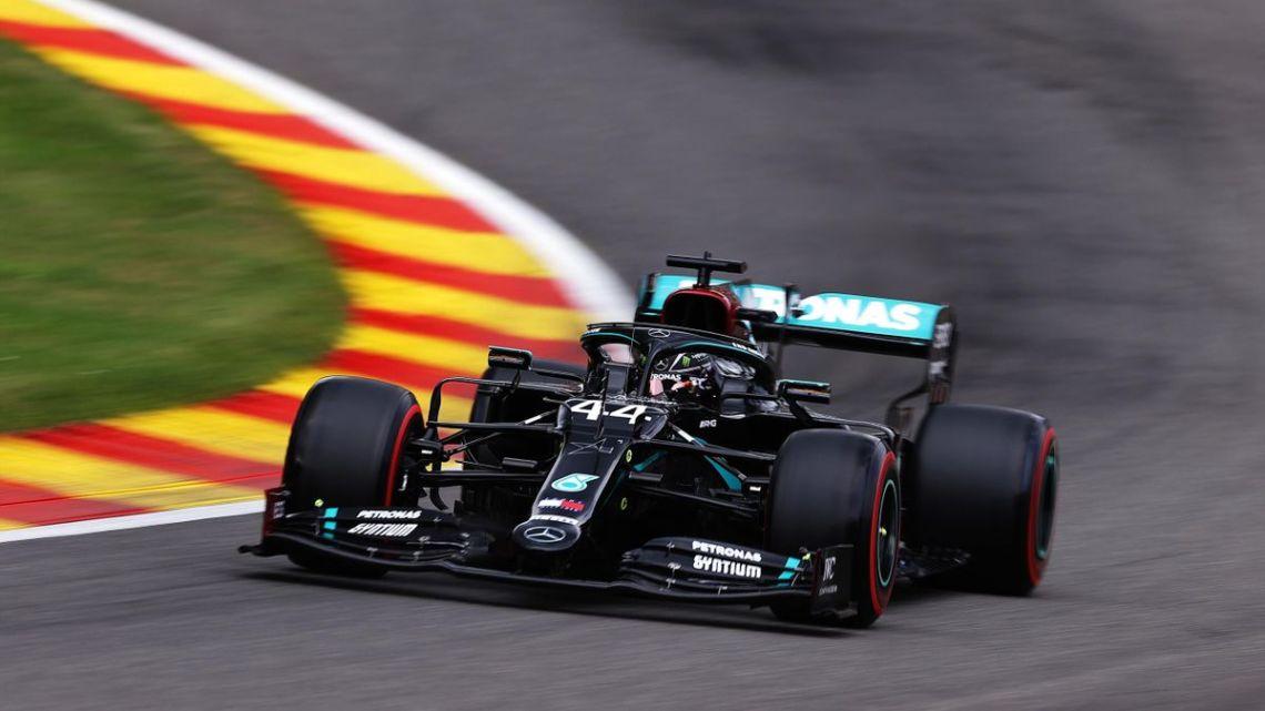 Hamilton-Russell-Verstappen: un pericoloso Tris d'Assi
