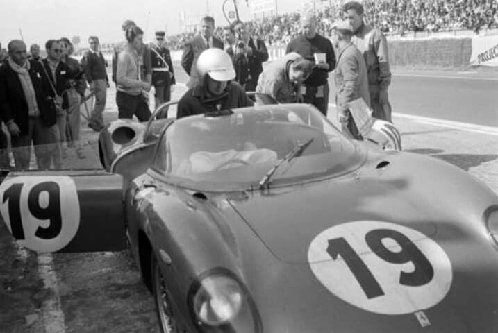 Le Mans- Bandini