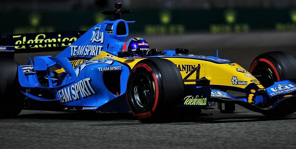 Il mass damper: la magia tecnica che fece la fortuna di Alonso