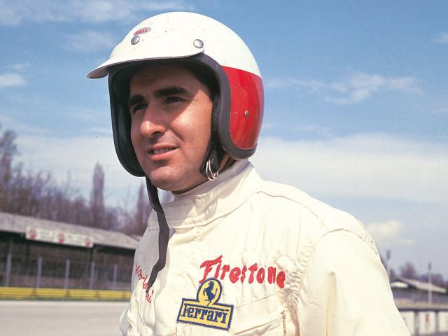 Lorenzo Bandini- Ferrari.