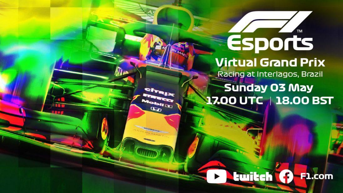 Virtual GP: La line-up dell'appuntamento conclusivo.