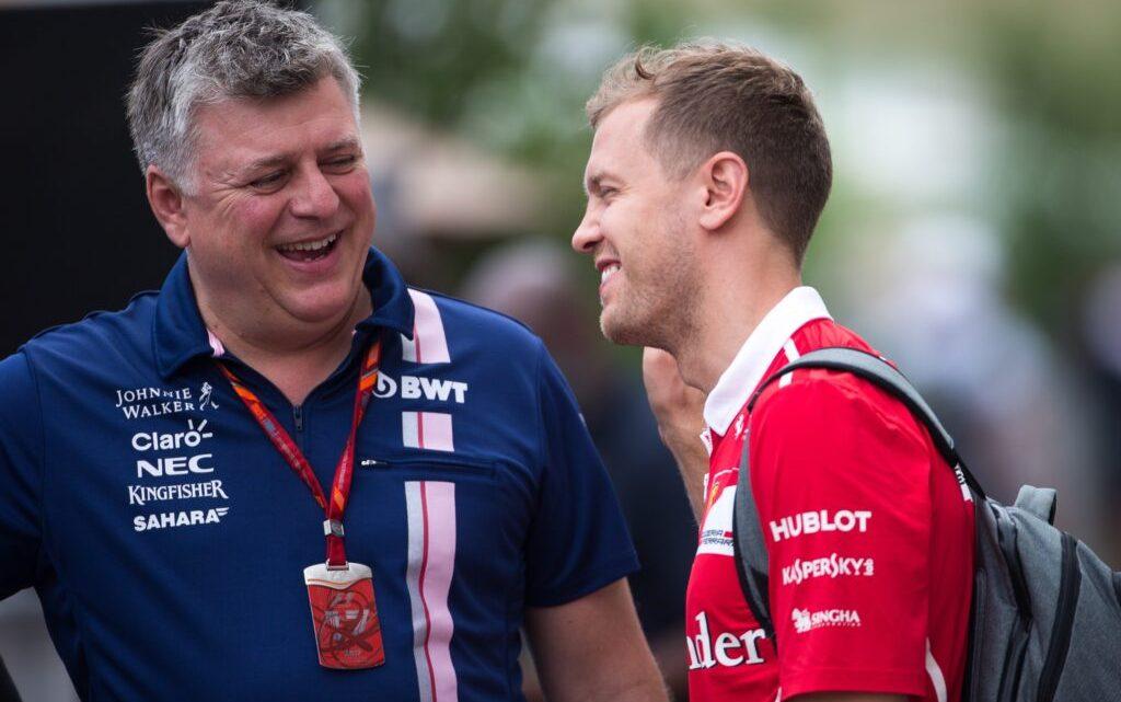 """Szafnauer punta in alto: """"Aston Martin lotterà per la vittoria già nel 2021."""""""