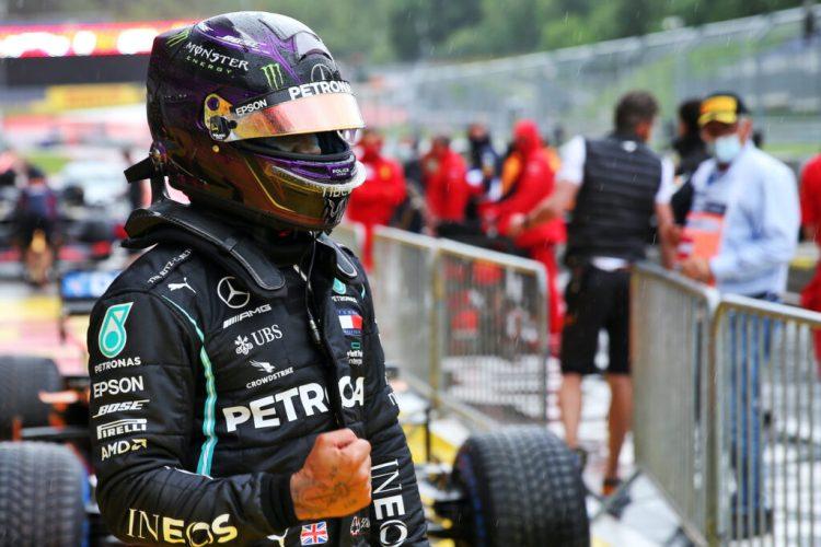 Hamilton Gran Premio Toscana Mugello.