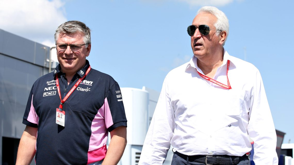 """Lawrence Stroll: """"Hamilton in Aston Martin? Decisamente allettante."""""""