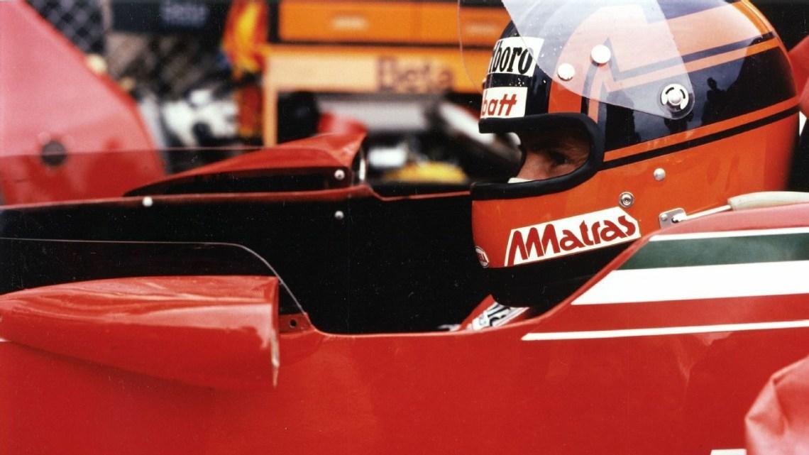 Da Stewart a Schumi: i nove caschi più iconici della storia della Formula 1