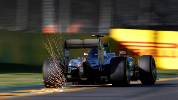 Pronte delle modifiche al circuito dell'Albert Park.