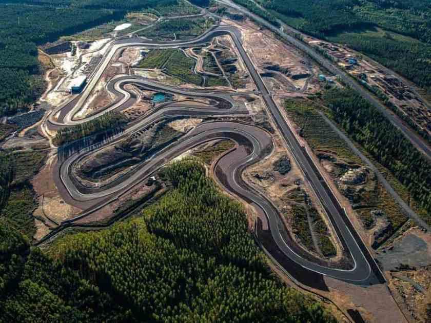 Kymiring: le caratteristiche del circuito finlandese che ospiterà la MotoGP.