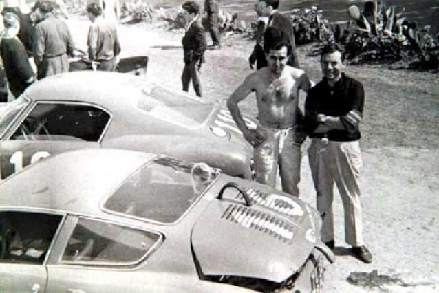 Bandini- Targa Florio.