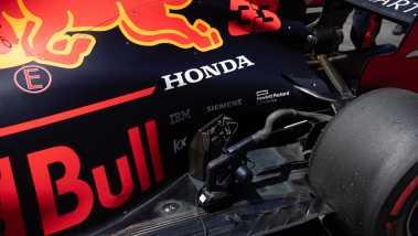 Helmut Marko Red Bull Powertrains