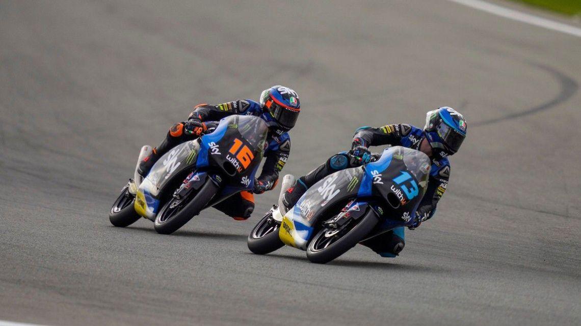 Quest'anno lo Sky Racing Team VR46 non sarà in Moto3 – La storia