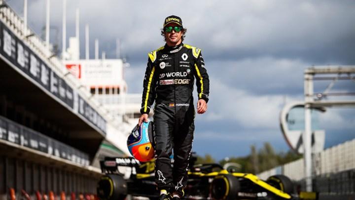 Completamente fit per il Bahrain: Fernando Alonso è pronto a tornare.
