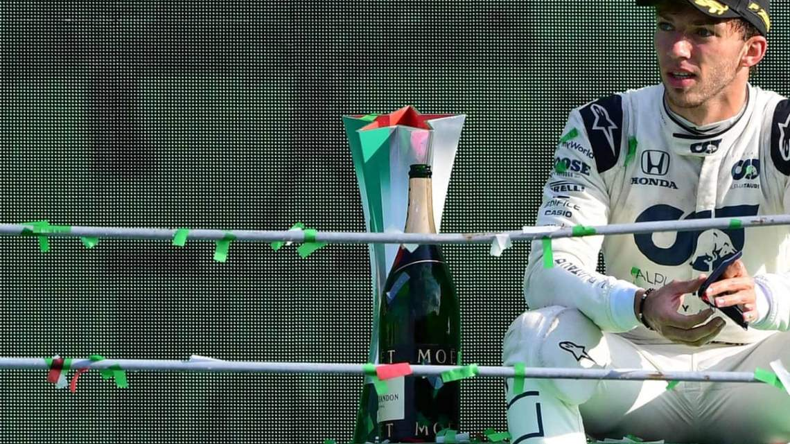 """Pierre Gasly attacca la Red Bull: """"Il modo in cui mi hanno trattato è uno scherzo."""""""