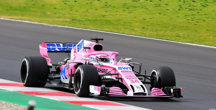 Nikita Mazepin terzo pilota Force India
