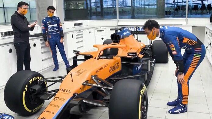 Come ha fatto McLaren a integrare il motore Mercedes nel proprio telaio? Parla James Key…