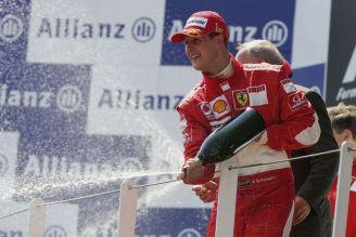 Formula 1 Michael Schumacher