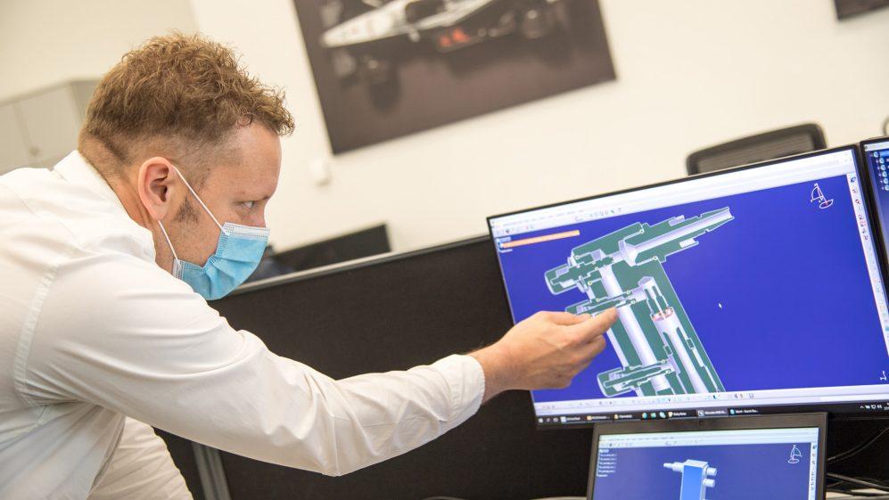I respiratori sviluppati da Mercedes riducono la mortalità del 25%