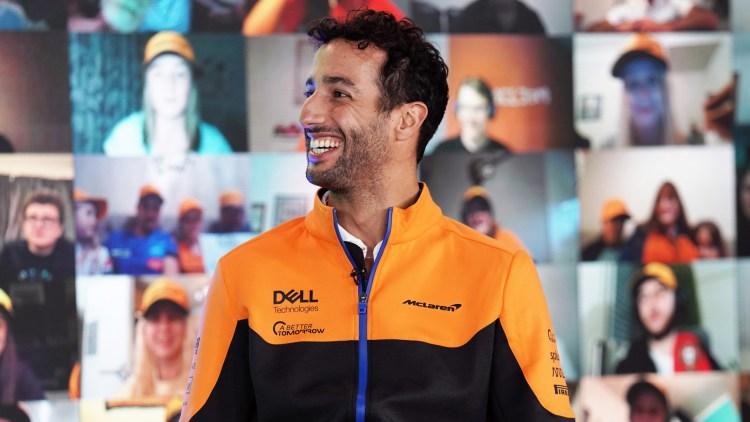 Nuova scommessa per Ricciardo