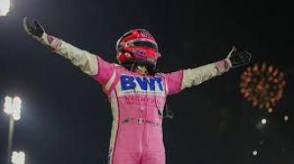 Vittoria di Checo Pérez in Bahrain