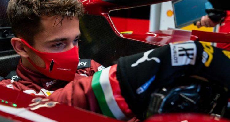 """Leclerc non illude i tifosi: """"Non credo che lotteremo per il mondiale."""""""